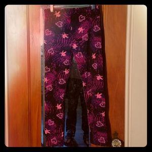 D-signed disney leggings Descendents themed